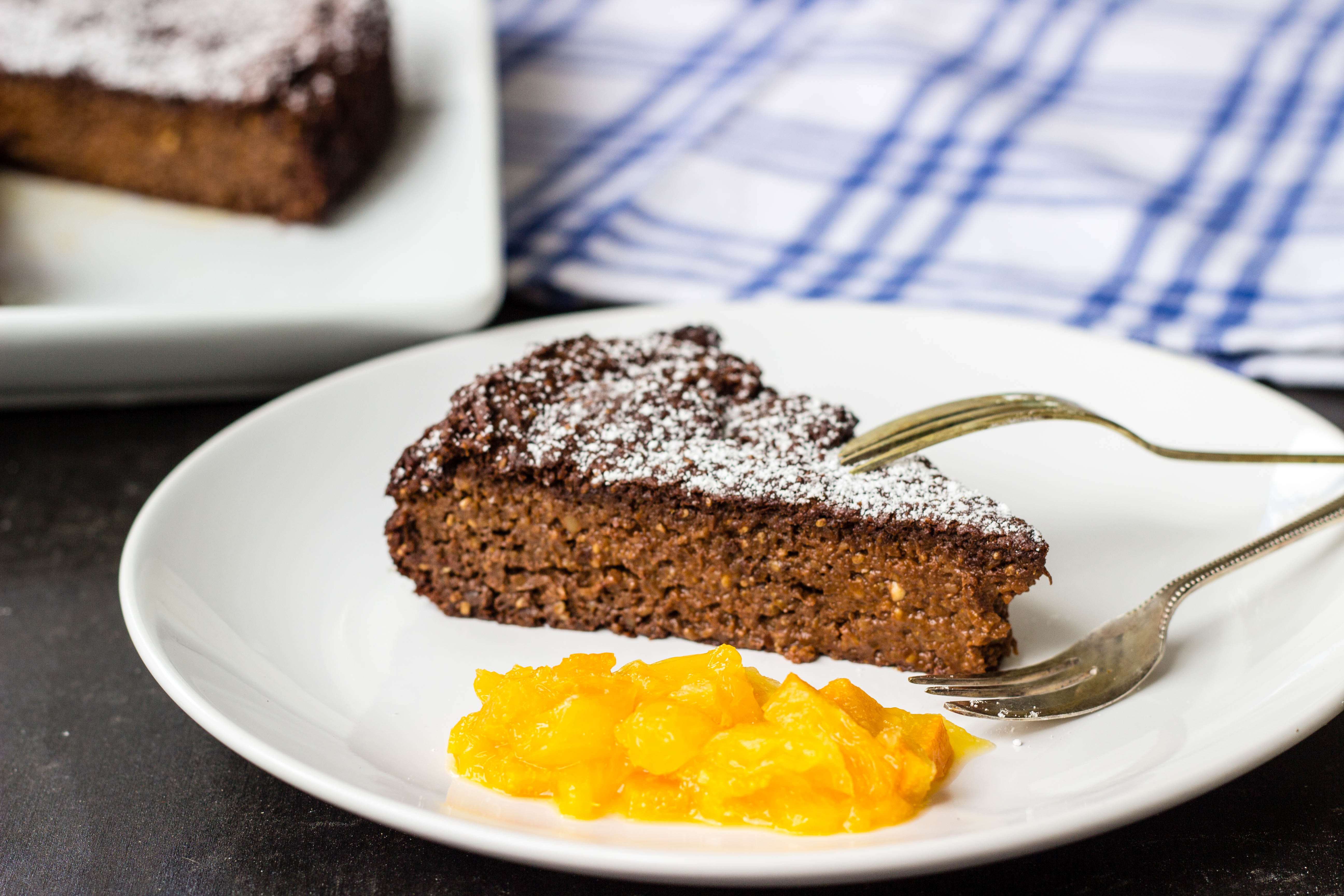 Nigella S Flourless Chocolate Orange Cake Dairy Free Egg